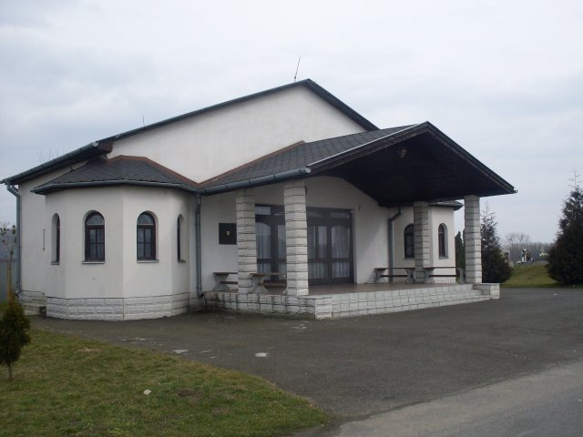 Dom smútku